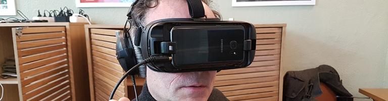 Réalité virtuelle et scénographie : La maquette augmentée